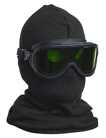 45 Cal Balaclava Arc Flash Hoods And Face Shields